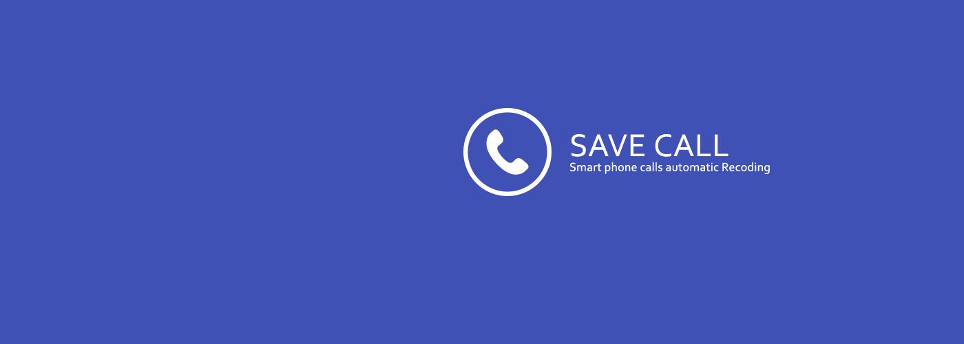 SaveCall - Auto Call Recorder